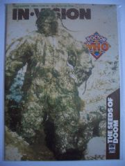 Doctor Who The Seeds of Doom In-Vision #13 RARE